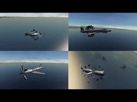 The Fastest Stock Propeller Planes in KSP
