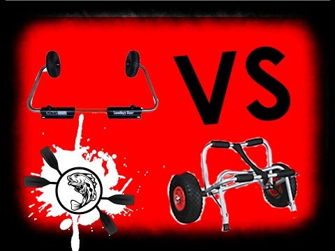 NO COMPARISON!! Boonedox Landing Gear Vs Generic Cart