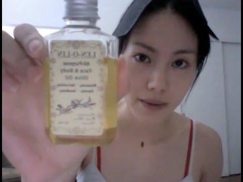 Olive Oil = Makeup Remover + Primer