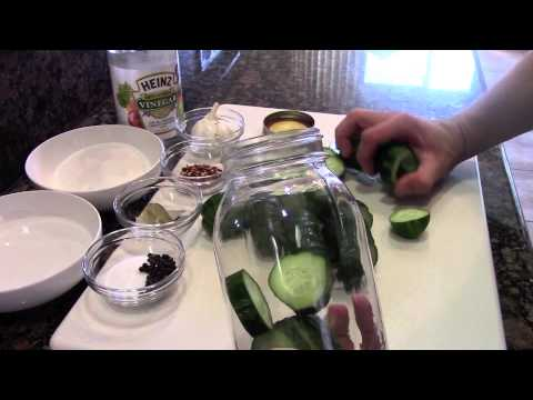 Easiest Pickled Cucumbers Recipe Online