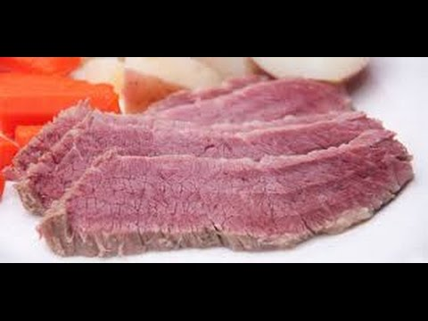 How to Make Homemade Corned Beef and Cabbage
