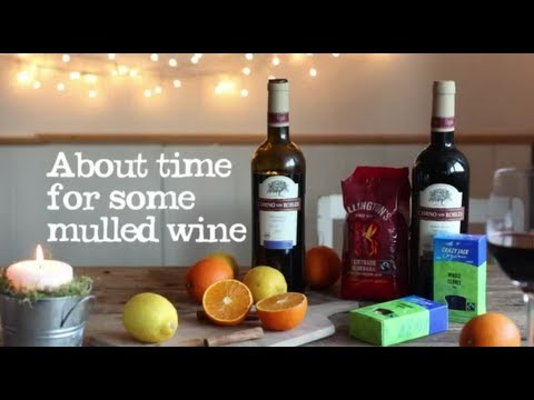 How to make mulled wine - Abel & Cole