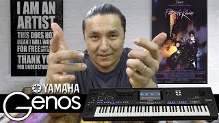 DEMO PACK IULIK FREE for YAMAHA PSR and Tyros 5, Genos