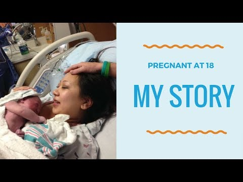 Pregnant at 18: Postpartum Depression, Being a Single Mom, Family & Friend's Reactions