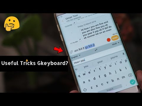 Gkeyboard New Tricks    Languge Translate Any Country🔥