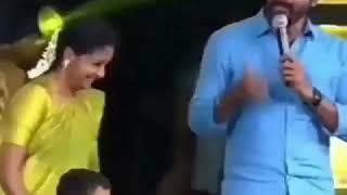 4 minutes, 48 seconds) Sivakarthikeyan Daughter Speech Video