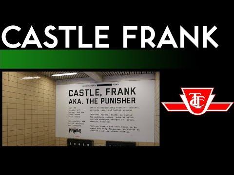 Bloor-Danforth Subway - Castle Frank Station Walkthrough