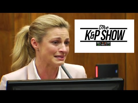 Erin Andrews Nude Peephole Video and Morality (K&P Show Highlight)