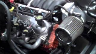 First Startup of LQ9 6.0L with L92 Heads and LS3 Intake