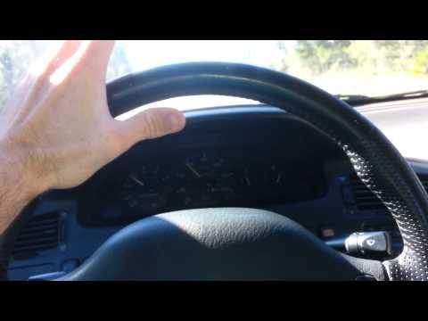 Signs of a bad wheel bearing