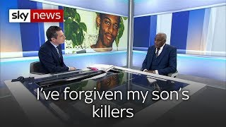 Dr Neville Lawrence says he