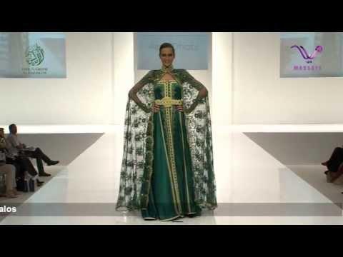 Naseem Al Andalos Fashion show 2013