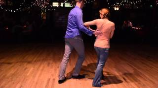 Beginning Lindy Hop 6 Count Moves plus the Hip Catch Spin!