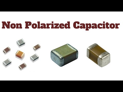 Non Polarized Capacitor for Mobile Phone in Hindi (Part -1)