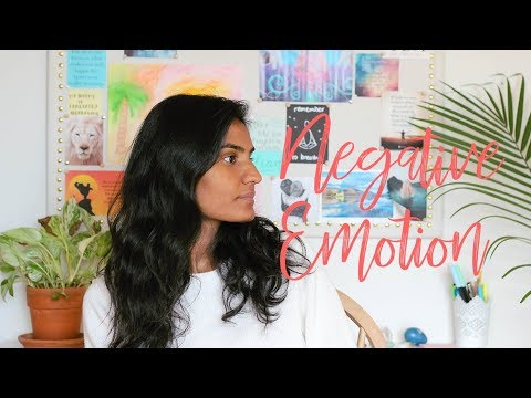 What is a Negative Emotion + How to Handle It
