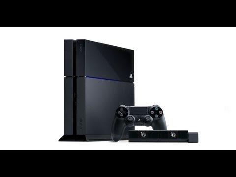 Let's Pre-order a PS4