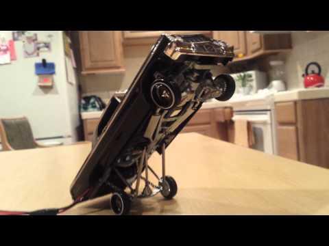 64 CHEVY IMPALA Lowrider model car hopper