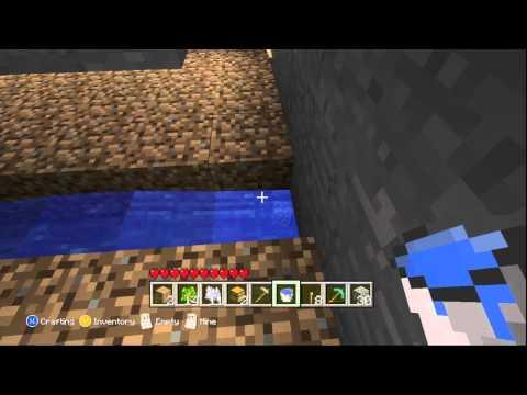 Minecraft Xbox 360 How to grow Wheat