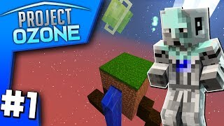 Project Ozone 3 Skyblock World