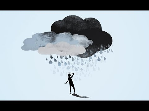 How to prevent getting depression naturally .. the latest research !!!