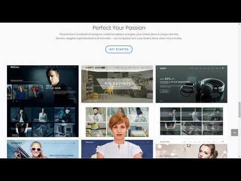 Online Store Builder Michael English Clonmel Dublin Create A Web Store