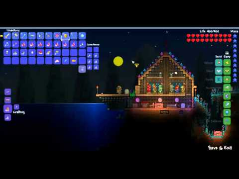 How To Be A Werewolf In Terraria