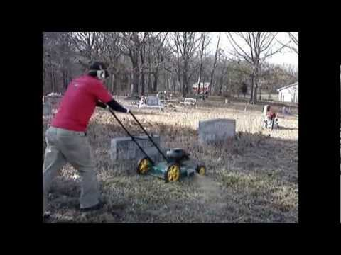 Grave Care, Tombstone Cleaning, and Cemetery Maintenance Business