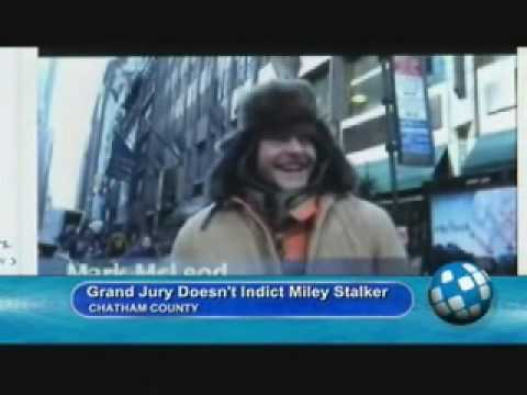 Felony charges against Miley Cyrus stalker dropped