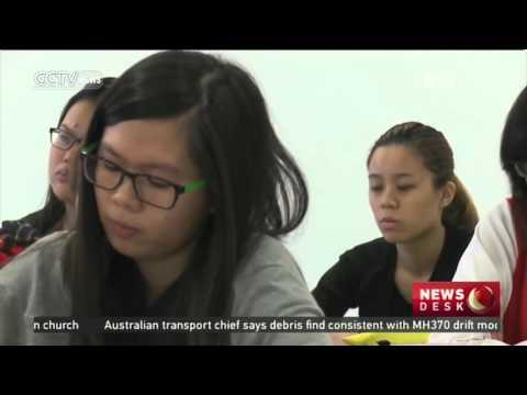 First Chinese university opens campus in Malaysia