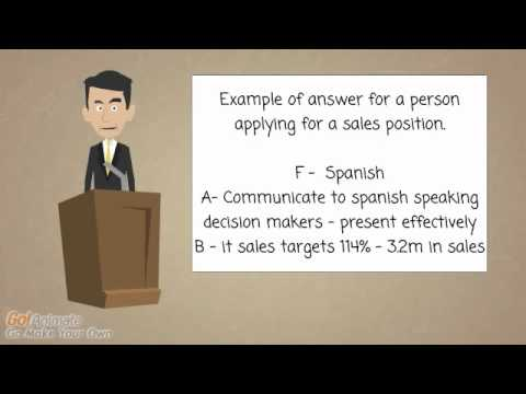 Interview Skills - What Are your Strengths?