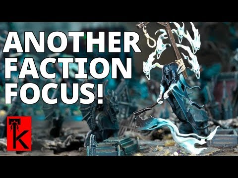 A SECOND NIGHTHAUNT FACTION FOCUS: Warhammer Age of Sigmar