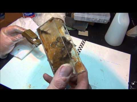 Quick Rust Job for Custom Hotwheels