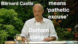 Have I Got News for You? Dominic Cummings. Not viewable in UK. 29 May 20. Martin Clunes,, Fin Taylor