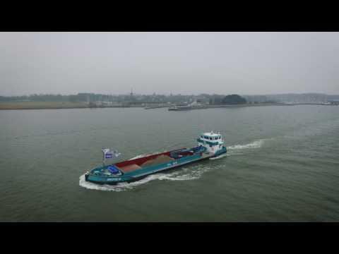 Invotis IX by Shipyard Jooren