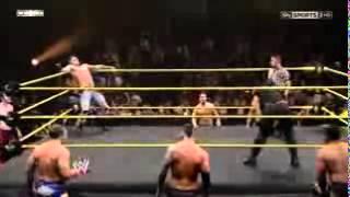 Seth Rollins vs Corey Graves: NXT Wrestling, April 18, 2013