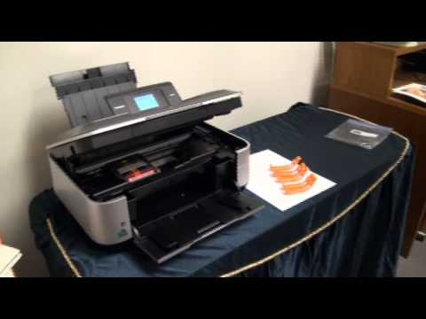 Cleaning your print head with Powerflush part 1