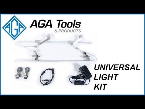 AGA Universal Light Kit