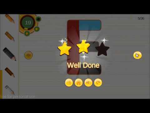 ✿✿ Learn To Write Letters / Numbers ✿✿ Kids Alphabets ♩♩ Android App ♥♥