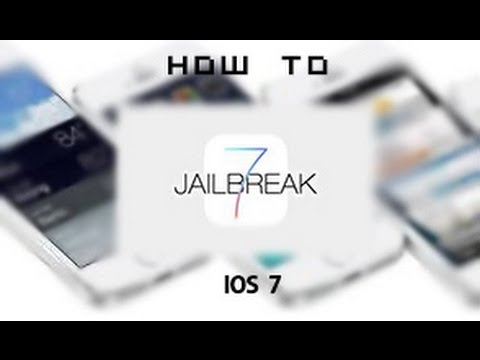 How To Jailbreak iOS 7 & Install Cydia With Evasi0n 7 - iPhone 5S, iPhone 5, iPhone 4S, iPad, iPod