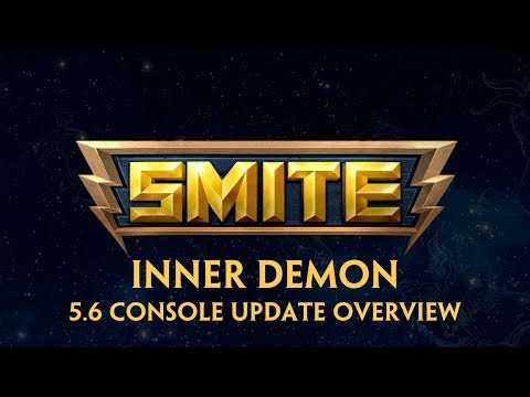 SMITE - 5.6 Console Update Overview - Inner Demon