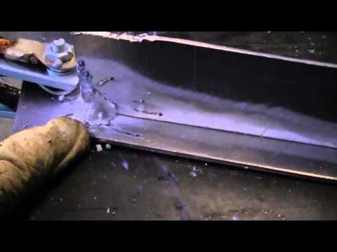 Stick Welding Aluminum with an Everlast DC inverter  PowerArc 300