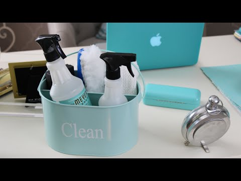 Home Office Spring Cleaning Tips