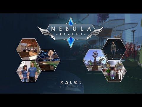 Nebula Realms - Playstation Home - Ersatz?  ☣ Playstation 4 Pro ☣ Teil 1 von 2