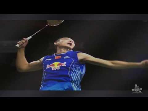 Badminton Smash Slow Motion How to do a perfect smash technique