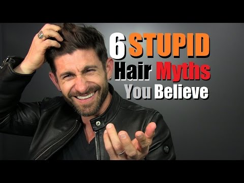6 Popular Hair MYTHS That Are NOT True... That YOU Believe!
