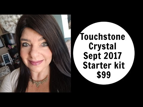 Start your Touchstone Crystal business for $99.00 this month!!! September 2017