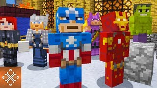 10 Amazing Things You Can Build In Minecraft!