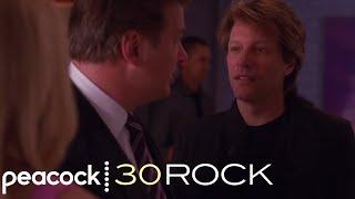 30 Rock - Jack and Bon Jovi
