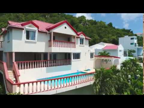 Long Term House for rent in St. Maarten with Private Pool