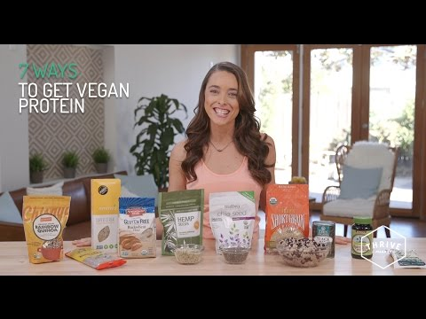 Need Vegan Protein? Here's 7 Ways to Get it Fast